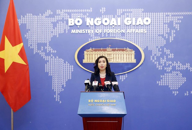 Spokeswoman reiterates consistent foreign policy of independence, self-reliance