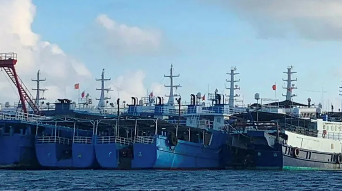 Philippines: Beijing's 'utter disregard' for law in South China Sea