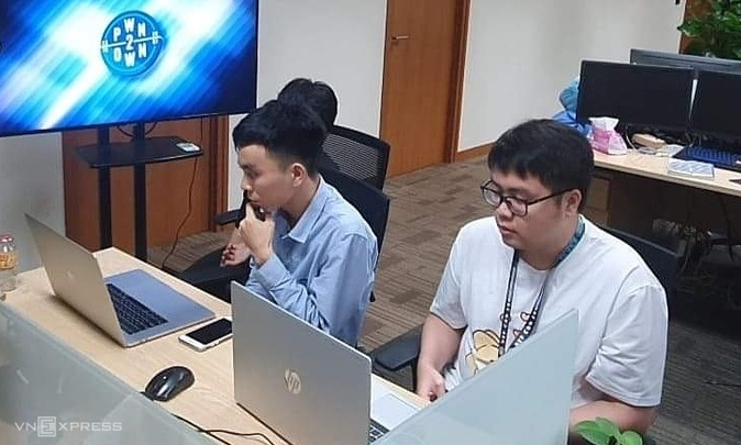 Vietnamese security experts won 40,000 dollar prize from Microsoft service