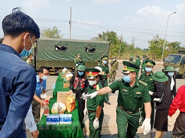 Vietnam COVID-19 Updates (April 14): 10 imported cases found in the last 24 hours