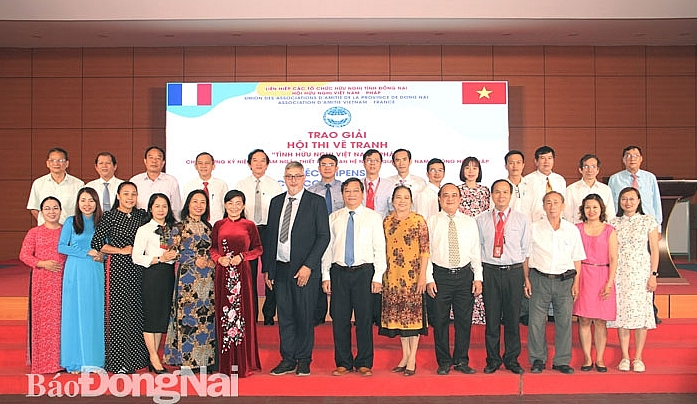 Dong Nai holds events to celebrate 48 years of Vietnam-France diplomatic relation