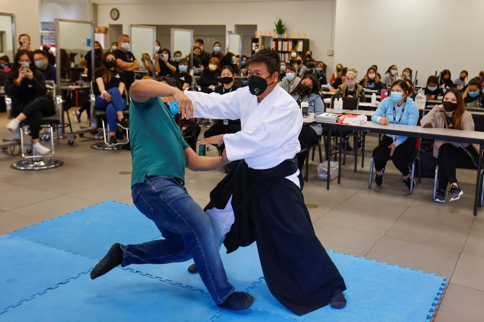 Vietnamese Americans start self-defense course in wake of Atlanta shootings