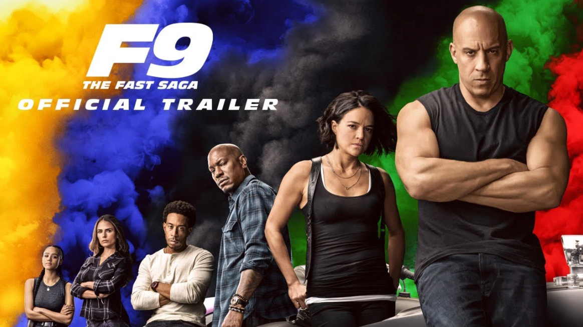 Vietnam amongst few countries first broadcast Fast & Furious 9