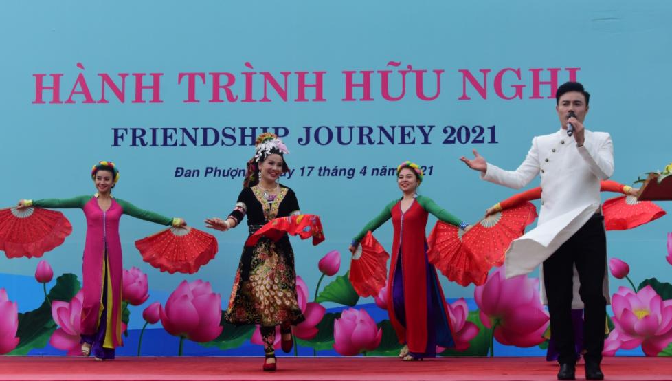Friendship Journey 2021: Bringing Vietnamese culture's quintessence to int'l friends