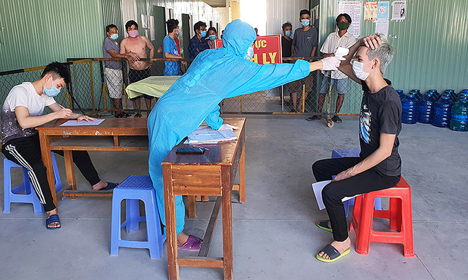 Vietnam COVID-19 Updates (April 18): No new cases to report in the morning