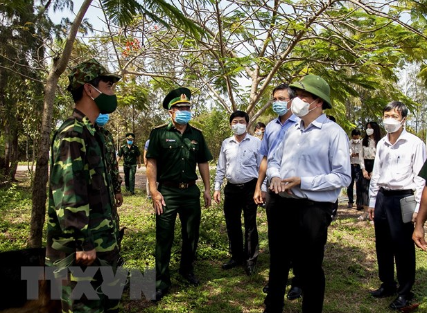 Vietnam COVID-19 Updates (April 19): Four imported cases logged