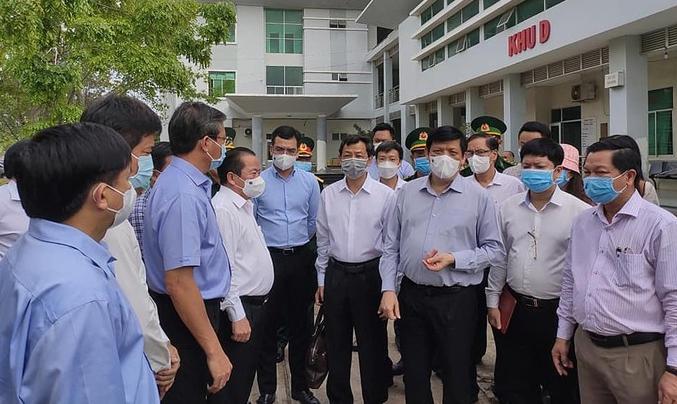 Establishing field hospital in Ha Tien is a possible scenario