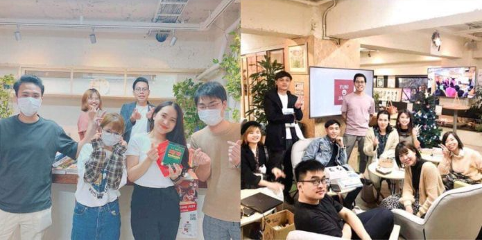 Vietnamese students in Japan donate books to help children in remote regions