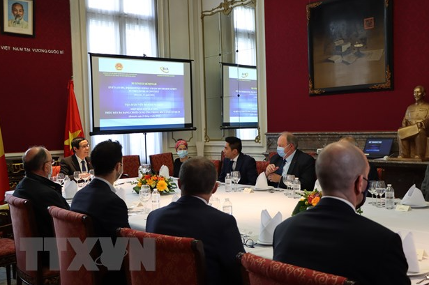 Belgian enterprises hope to boost investment into Vietnam market