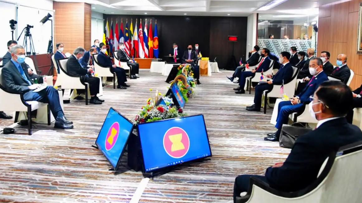 ASEAN Leaders' Meeting opens