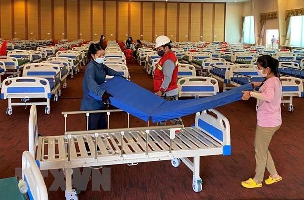 Vietnam COVID-19 Updates (April 28): Hanoi, Hai Duong reinforce COVID-19 prevention efforts