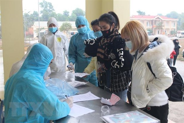 Vietnam COVID-19 Updates (April 28): Hanoi, Hai Duong reinforce COVID-19 prevention efforts