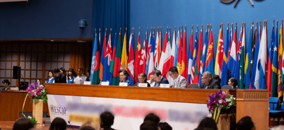 Deputy PM sends message to 77th Session of UNESCAP