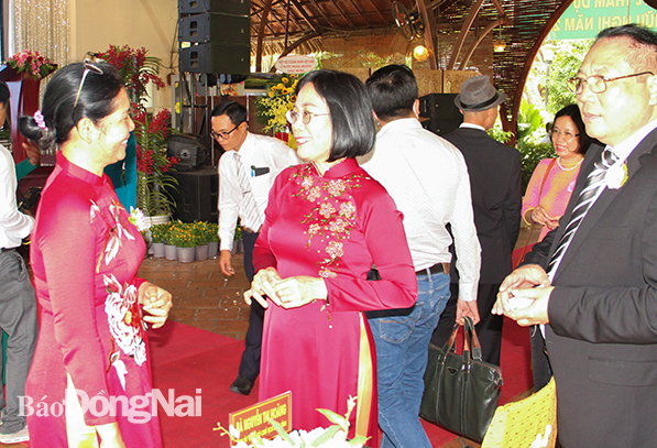 Overseas Dong Nai locals significantly contribute to province