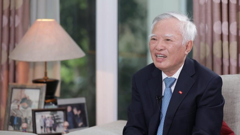 Former Deputy PM remembers