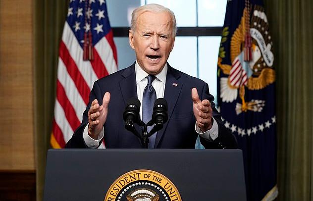 Biden administration disclosed Trump-era rules on terrorism suspects