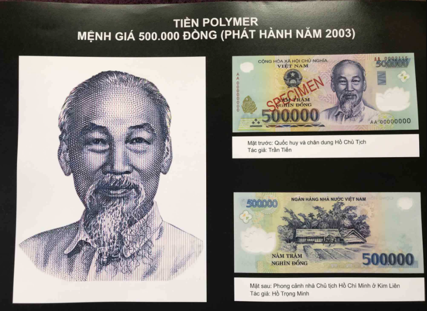 Uncle Ho's iconic image adorns Vietnamese banknotes for over 70 years