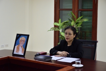 VUFO president joins condolence meeting for Indian journalist, a