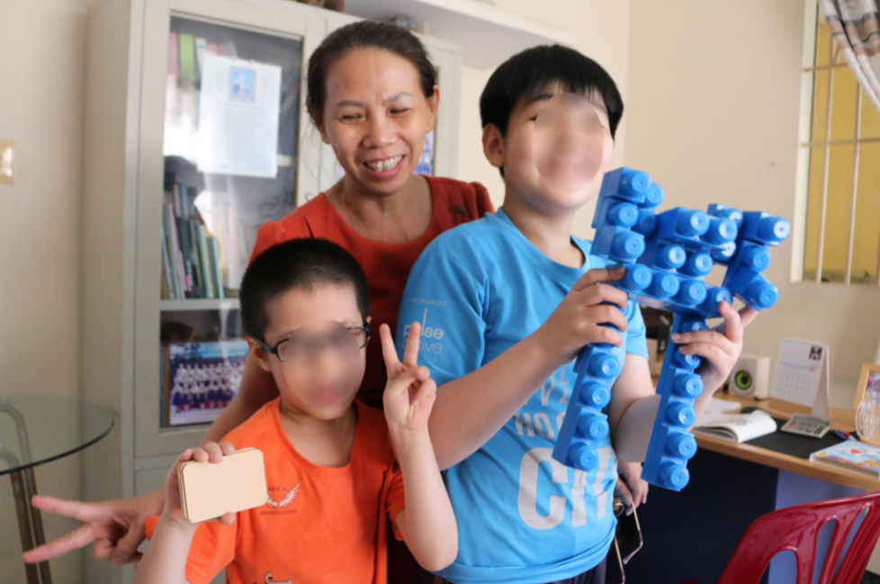 Inspirational Ho Chi Minh City teacher devotes 30 years to teaching children with disabilities