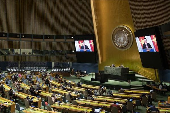 Presidency of UNSC in April marks a new milestone in Vietnam