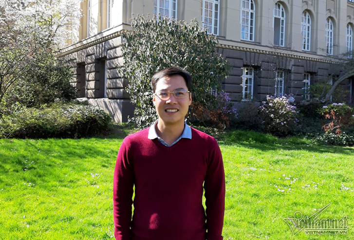 Vietnamese PhD holder recognized as leading young scientist in Australia