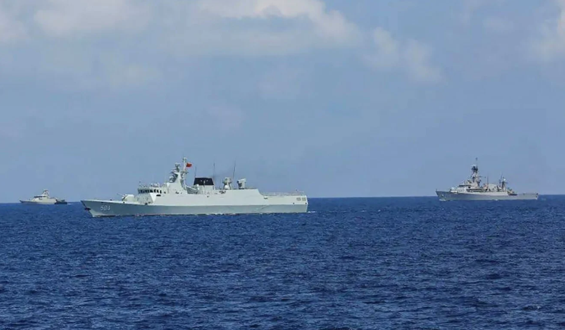 China, Indonesia hold joint naval exercises near Jakarta