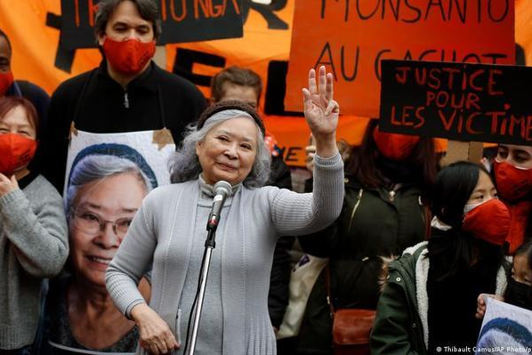 Vietnam War veteran appeal French court ruling on lawsuits against Agent Orange producers