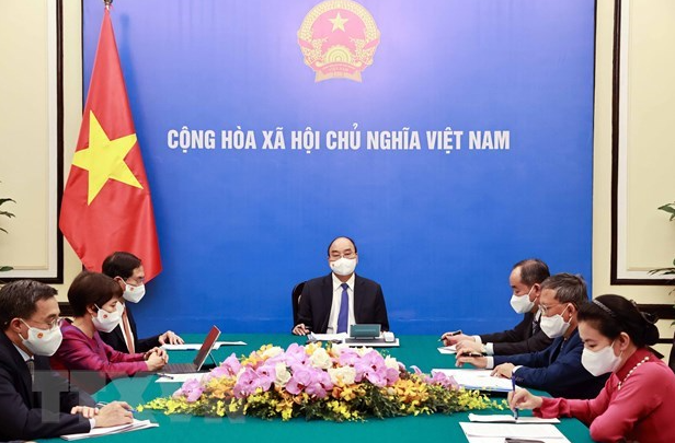 Vietnamese, French Presidents highlight cooperation in ensuring UNCLOS