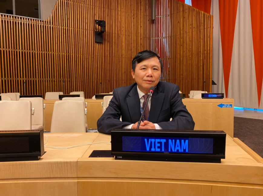 Vietnam supports UNSC to have one voice on Israel-Palestine issue