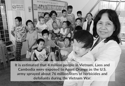 Agent Orange victims - Fighting for justice