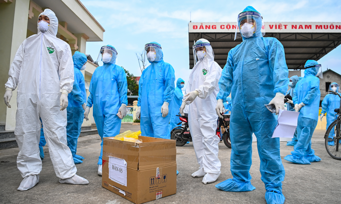 Vietnam Covid-19 Updates (May 21): Vietnam confirms 2 new death