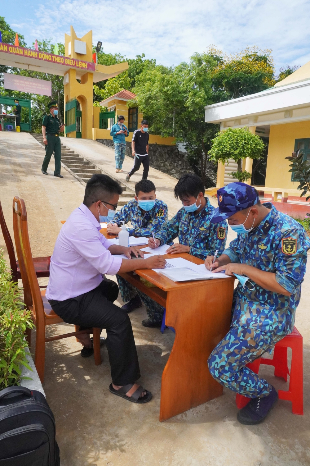 Ca Mau: Voters in Hon Khoai, Hon Chuoi eager for early election
