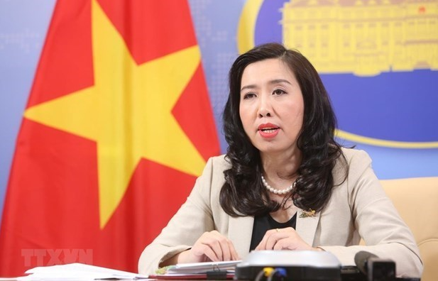 Vietnam calls for early resumption of peace process in Middle East