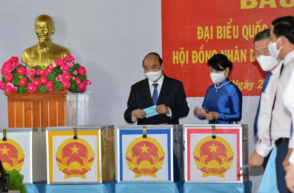Vietnam's elections gets international media attention