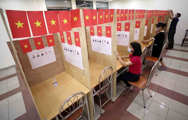 Election campaigns completed safely in compliance with law