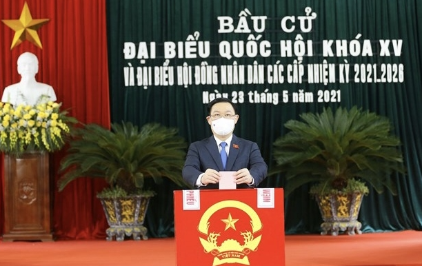 National election illustrates Vietnamese people's strength
