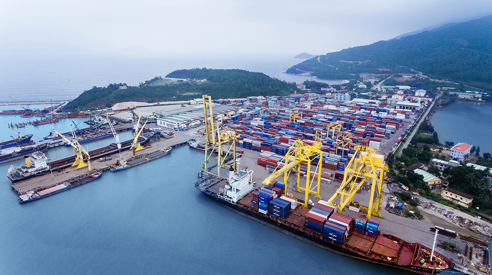 South Korean enterprise launches new container shipping route to Vietnam