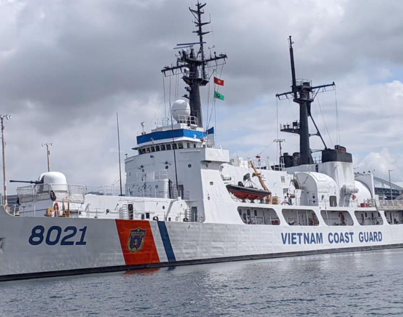 US expects to hand over John Midgett coast guard ship to Vietnam in coming weeks