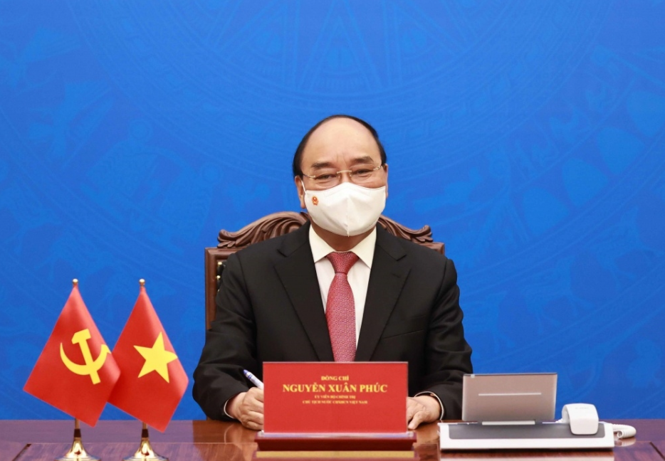 State President: China must handle sea issue in accordance with international law