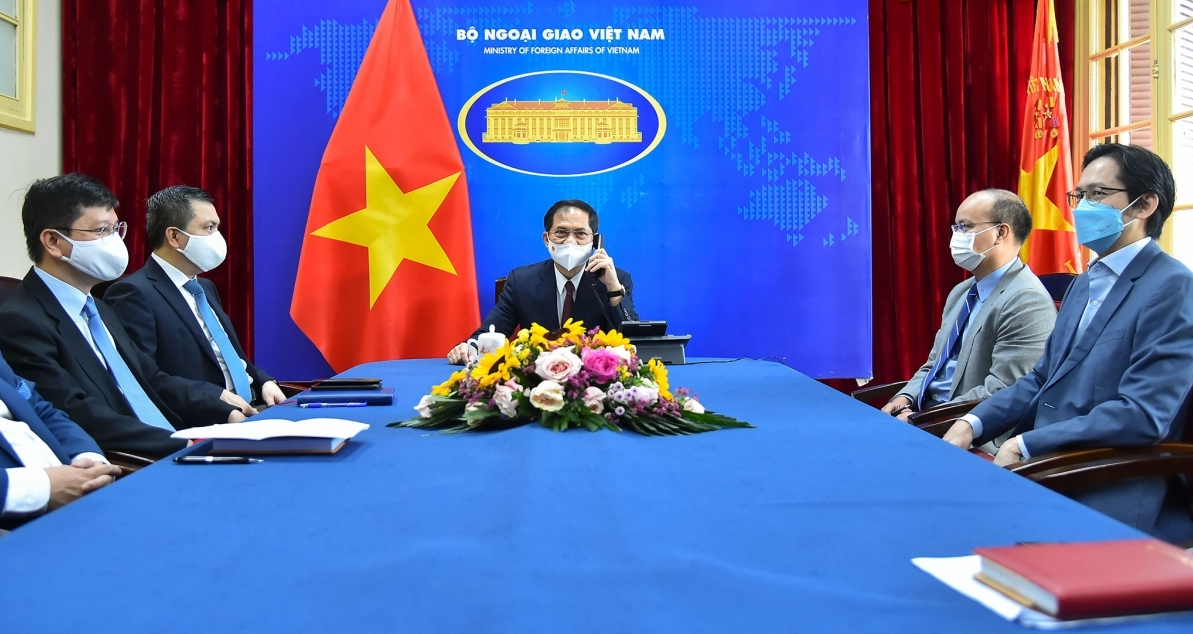 Vietnam, US consents to further strengthen bilateral relations