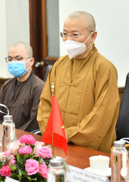 Ho Chi Minh City Buddhist Sangha supports Indians with 33 ventilators