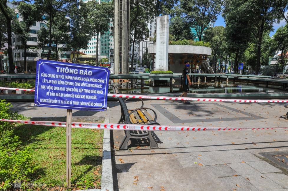 Ho Chi Minh city imposes social distancing from May 31