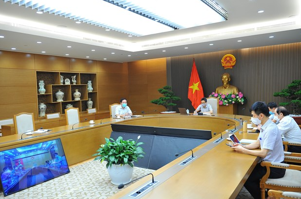 Deputy PM: Avoid pandemic in Bac Giang, Bac Ninh speading to safe places