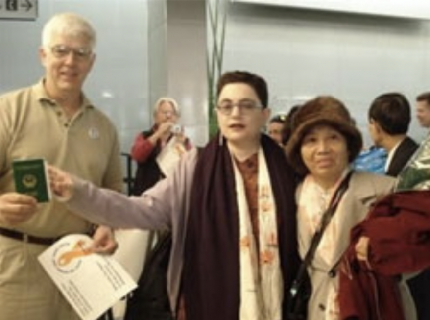 'I still believe justice will come to Agent Orange victims in Vietnam'