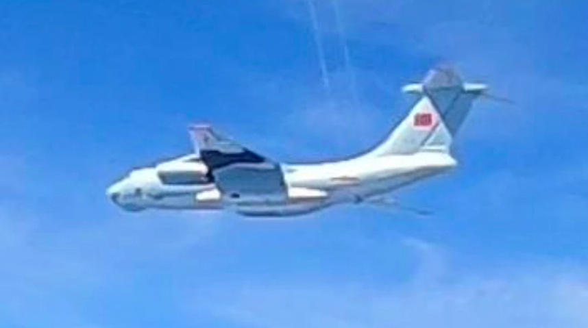 Malaysia says China conducts 'suspicious' air force activity over South China Sea