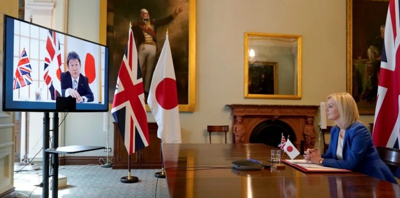 UK begins process to join CPTPP