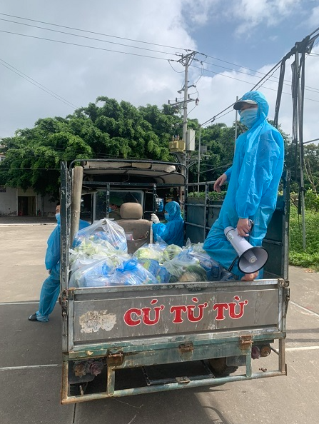 Vietnam Covid-19 Updates (June 3): 235 new cases, robot sent to Bac Giang to support pandemic fight