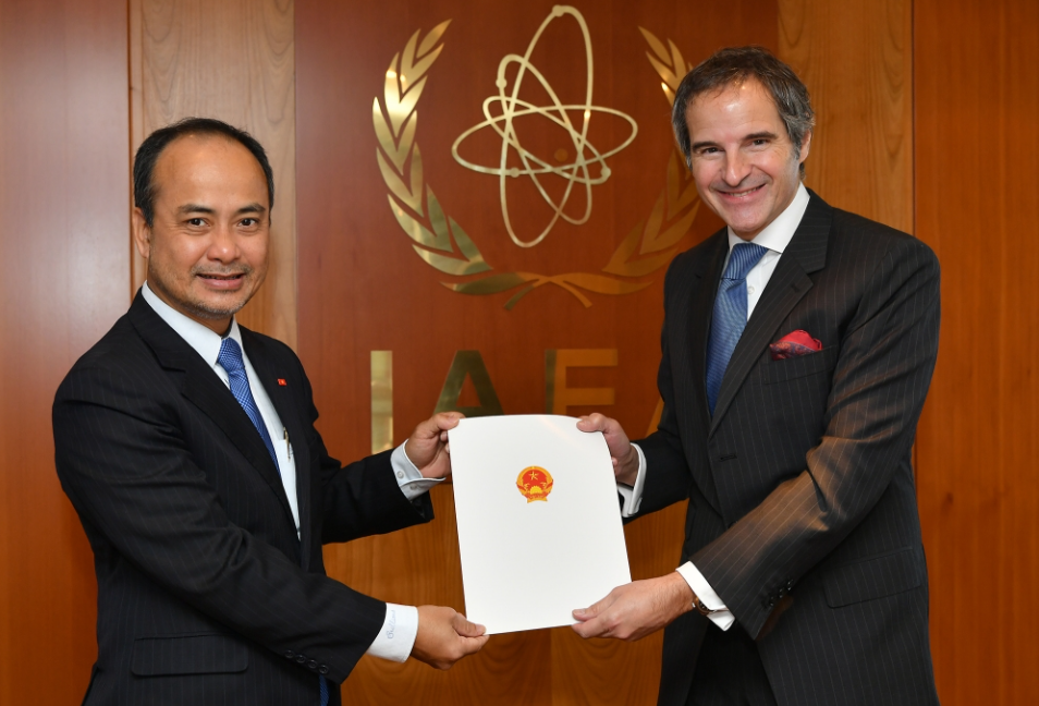 Vietnam hopes IAEA continues pandemic response support