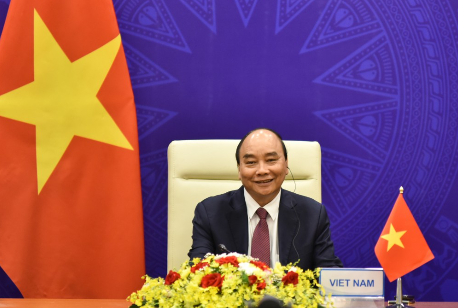 US President expects stronger cooperation with Vietnam to response to climate change