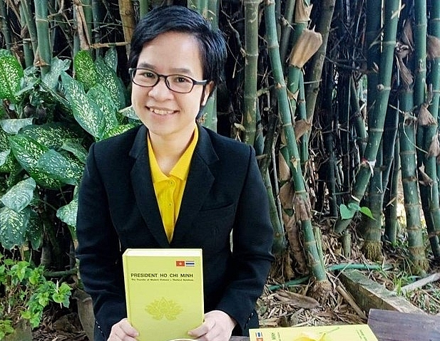 The person who seeds patriotism among overseas Vietnamese in Thailand
